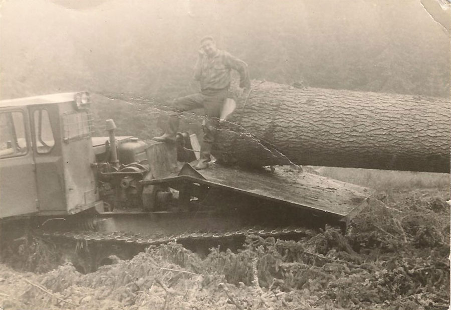Historie Lesy Kliment 2